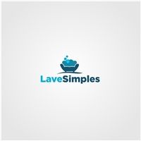 Lave Simples, Tag, Adesivo e Etiqueta, Limpeza & Serviço para o lar