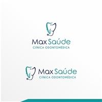 Maxsaúde, Tag, Adesivo e Etiqueta, Saúde & Nutrição