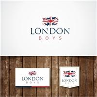 London Boys, Tag, Adesivo e Etiqueta, Crianças & Infantil