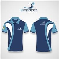 ipconect telecom, Logo 3D + Manual Básico, Computador & Internet