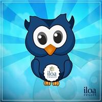 ILOA Resort, Logo, Viagens & Lazer