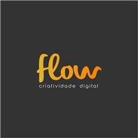 Digital Flow, Logo, Computador & Internet