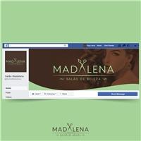 MADALENA, Redesign de site, Beleza