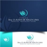 CLÍNICA     Dra. Cláudia de Souza Lima     Medicina, Prevenção e Saúde, Tag, Adesivo e Etiqueta, Saúde & Nutrição