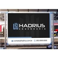 Hadrius Engenharia, Papelaria + Manual Básico, Construção & Engenharia