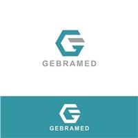 GEBRAMED, Logo e Cartao de Visita, Computador & Internet