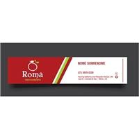 Romã Restaurante , Papelaria Profissional, Alimentos & Bebidas
