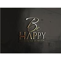 Be Happy Instituto de Beleza, Tag, Adesivo e Etiqueta, Beleza