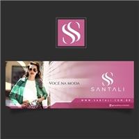 Santali, Redesign de site, Roupas, Jóias & acessórios