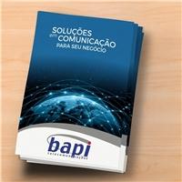 BAPI TELECOMUNICAÇÕES, Papelaria + Manual Básico, Outros