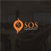 SOS MENU, Tag, Adesivo e Etiqueta, Computador & Internet