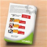 umaker, Papelaria + Manual Básico, Educação & Cursos