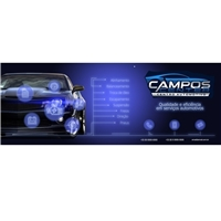 Campos Center, Redesign de site, Automotivo