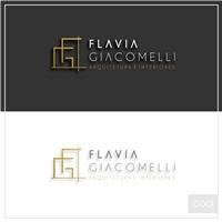 Flavia Giacomelli  - Arquitetura e Interiores, Logo, Arquitetura