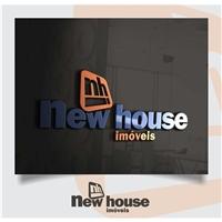 New House , Logo e Cartao de Visita, Imóveis