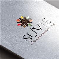 Suvie, Layout Web-Design, Alimentos & Bebidas