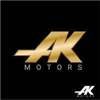 AK Motors , Logo e Cartao de Visita, Automotivo