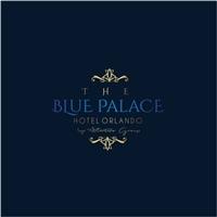 Blue Palace by Atlantico Group, Tag, Adesivo e Etiqueta, Viagens & Lazer