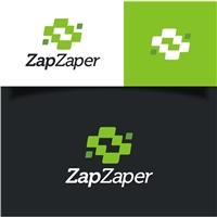 ZapZaper, Logo e Cartao de Visita, Computador & Internet