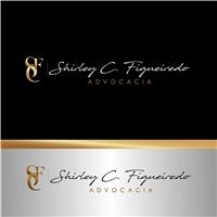SCF Advocacia, Logo, Advocacia e Direito