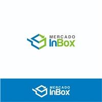 Mercado In Box, Logo e Cartao de Visita, Alimentos & Bebidas