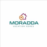 Moradda Vacation Homes, Logo e Cartao de Visita, Imóveis