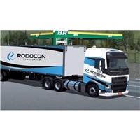 Rodocon Transportes, Currículo, Logística, Entrega & Armazenamento