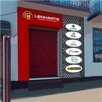 Lenharte Equipamentos & Representações, Landing Page, Consultoria de Negócios