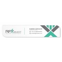 RFX SELECT TRADING TECHNOLOGIES, Mascote, Consultoria de Negócios