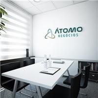 Átomo Negócios, Logo, Consultoria de Negócios