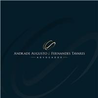 Ajustar a arte atual de Andrade, Mello, Tavares e Viegas Advogados para Andrade Augusto e Fernandes Tavares Advogados, Logo, Advocacia e Direito
