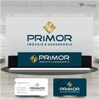 PRIMOR IMÓVEIS E ASSESSORIA, Layout Web-Design, Imóveis