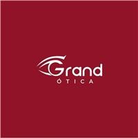 Grand Ótica , Logo e Cartao de Visita, Ótica