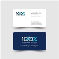 100%, Sugestão de Nome de Empresa, Consultoria de Negócios