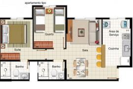 Apartamento à venda Centro, Brasilia - 1158.jpg