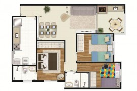 Apartamento à venda Vila Osasco, Osasco - 45685.jpg