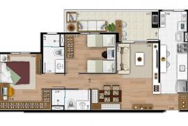 Apartamento à venda Penha de França, São Paulo - 61774.jpg