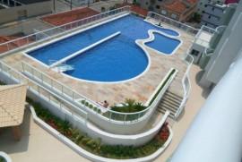 Apartamento à venda Aviação, Praia Grande - 747613208-piscina.jpg