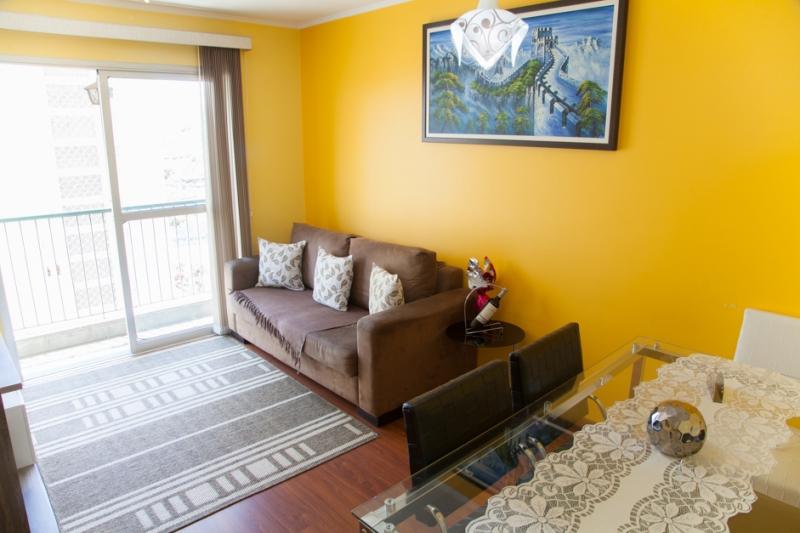 Apartamento à venda com 2 quartos e 52m² em São João Clímaco por R$270.000