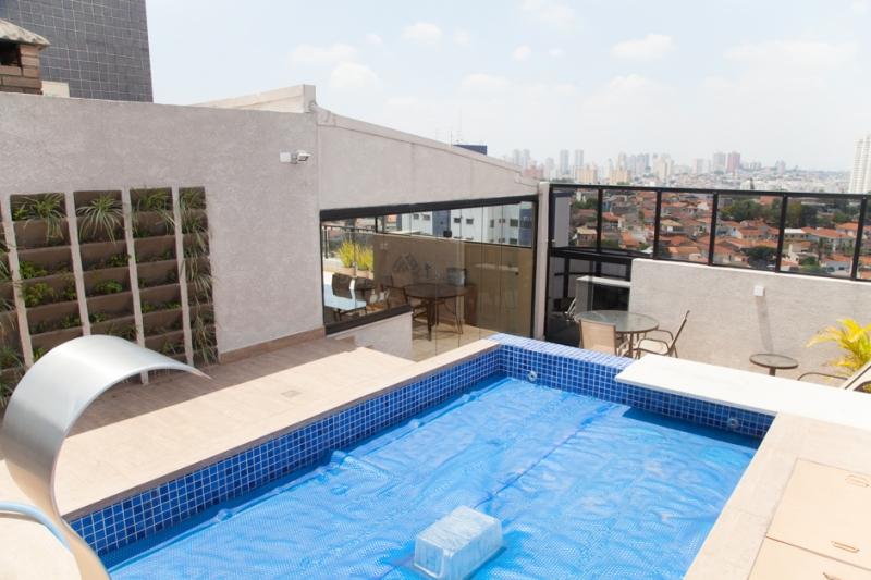 Cobertura à venda com 3 quartos e 380m² em Jardim da Saúde por R$3.000.000