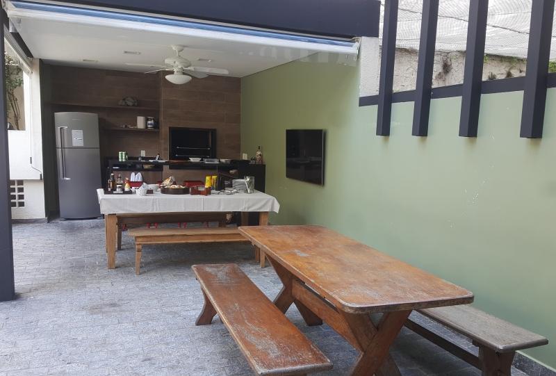 Apartamento à venda com 1 quartos e 44m² em Santo Amaro por R$377.000