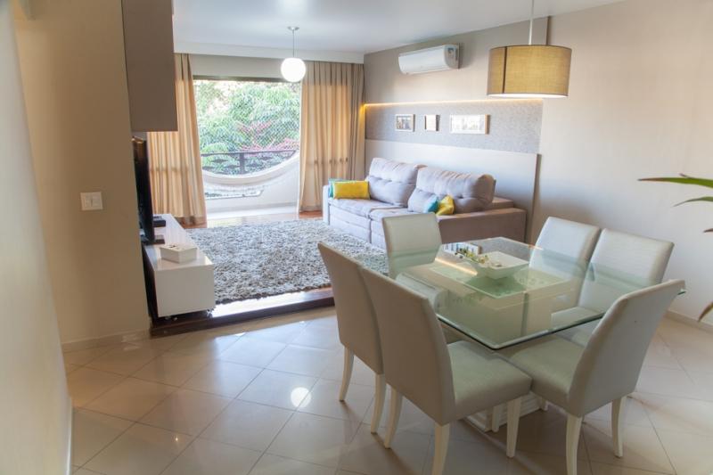 Apartamento à venda com 3 quartos e 140m² em Jardim do Mar por R$690.000