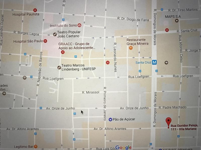Comercial à venda Vila Mariana com 41m² e 0 quartos por R$ 500.000 - 1012393595-IMG_0001.JPG