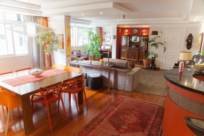 Apartamento à venda com 3 quartos e 181m² em Jardim Paulista por R$1.300.000