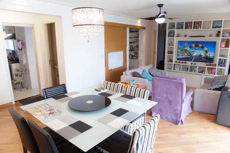 Apartamento à venda com 3 quartos e 127m² em Vila Andrade por R$695.000