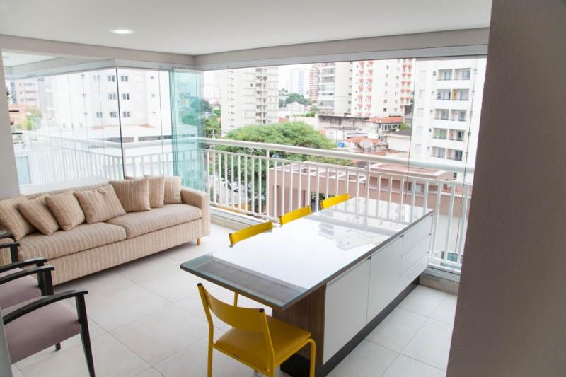 Apartamento à venda com 3 quartos e 97m² em Chácara Inglesa por R$950.000