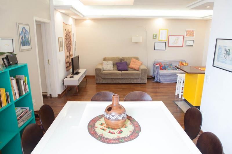 Apartamento à venda com 3 quartos e 117m² em Perdizes por R$890.000