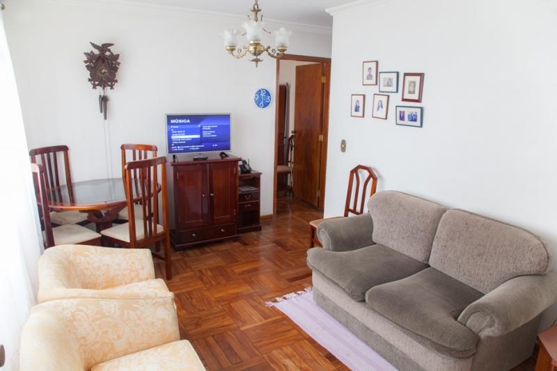 Apartamento à venda com 2 quartos e 63m² em Vila Clementino por R$420.000