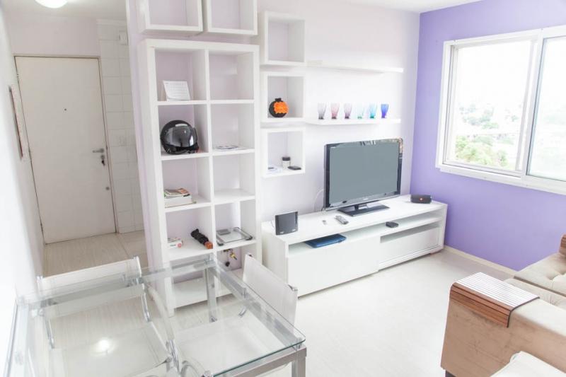 Apartamento à venda com 1 quartos e 45m² em Campo Belo por R$350.000