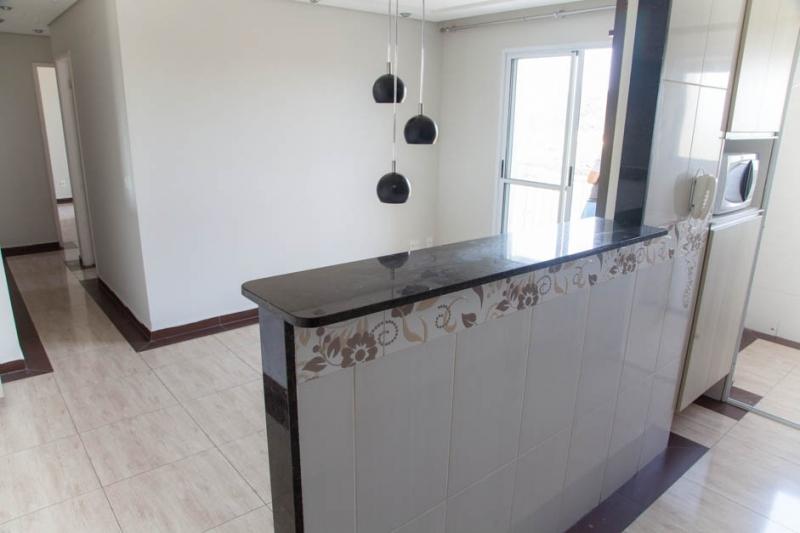 Apartamento para alugar com 2 quartos e 61m² em Usina Piratininga por R$2.000